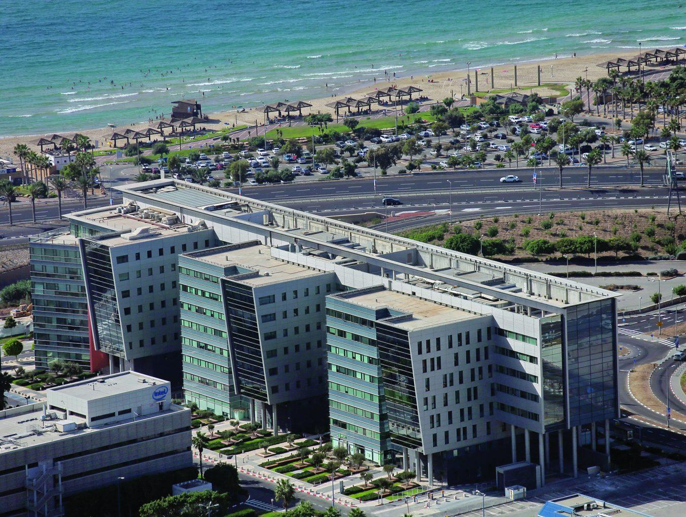 """מגדלי מת""""ם 3, חיפה"""