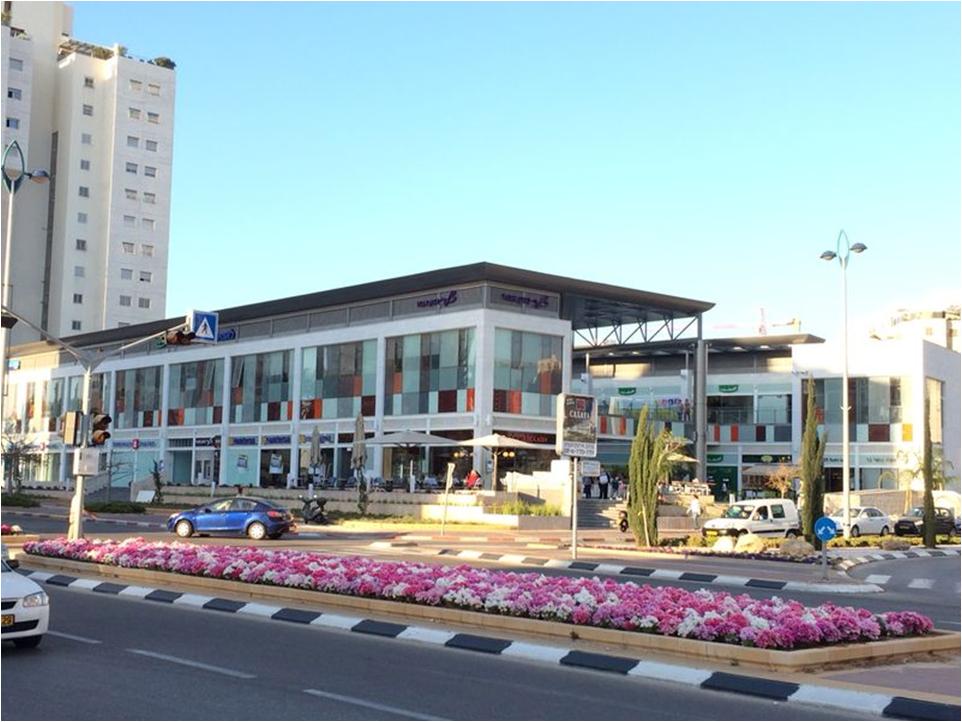מרכז מסחרי, חולון ח300
